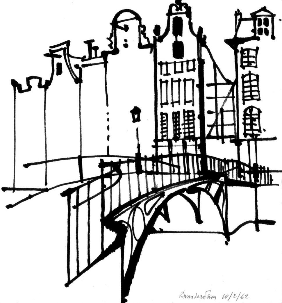 Amsterdam Schets