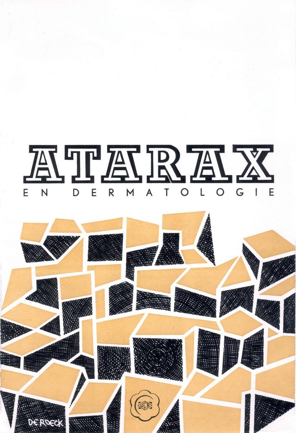 Publiciteit Atarax
