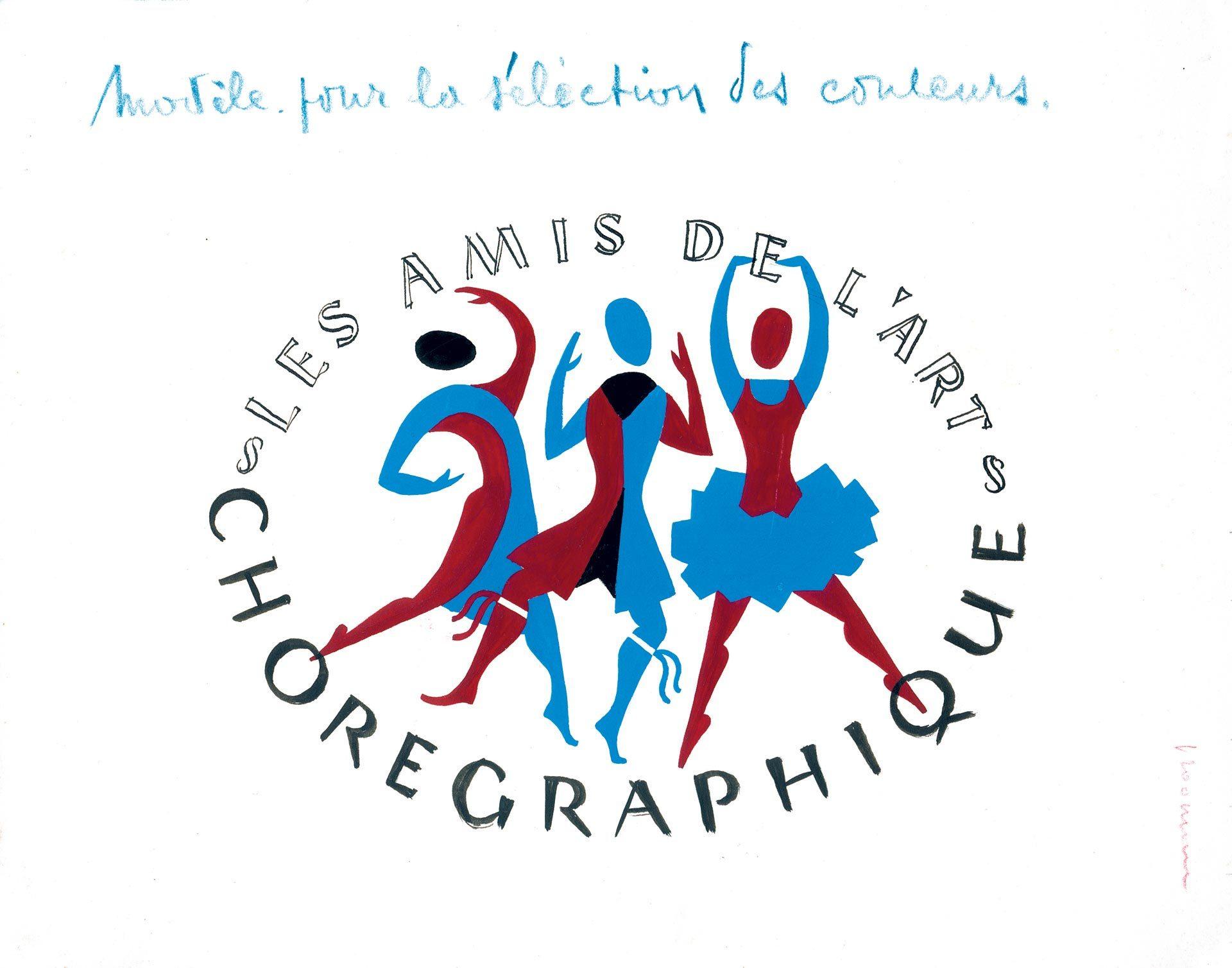 Logo Les amis de l'art choréographique