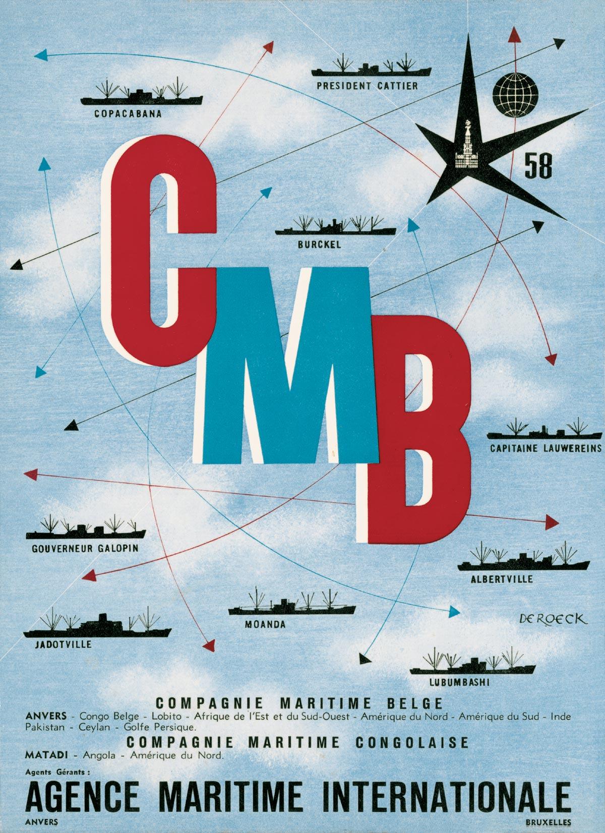 Publiciteit CMB