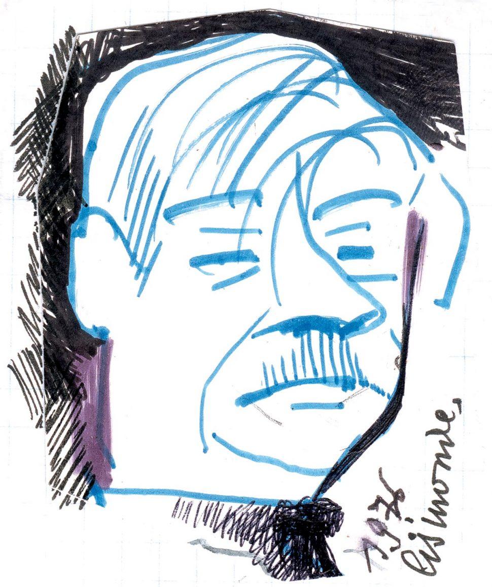 Portret Lismonde 1976