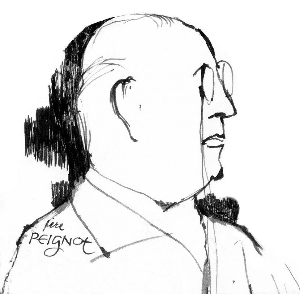 Portret Peignot