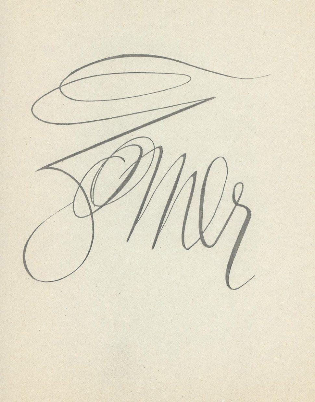 Typografie Vier Seizoenen Zomer
