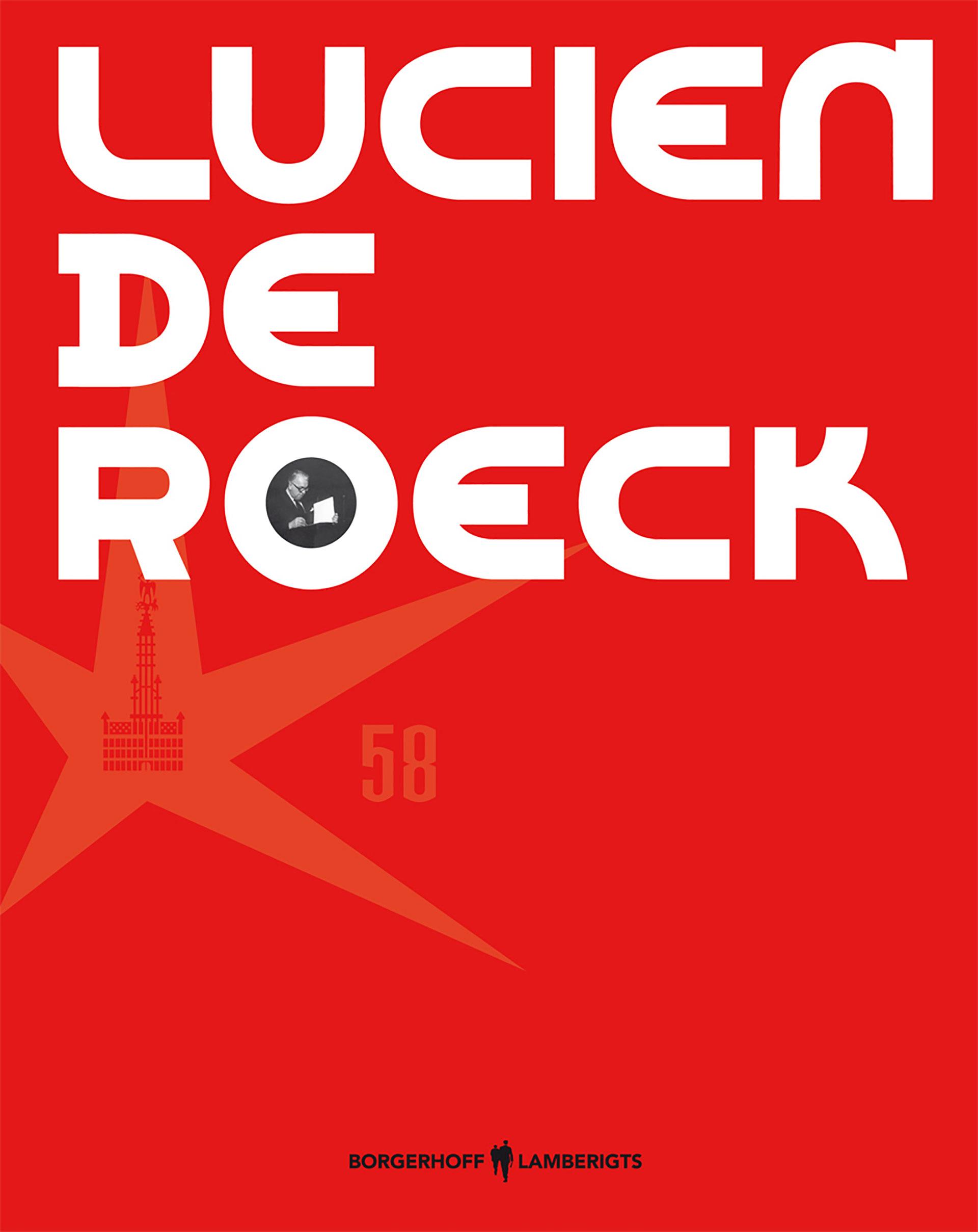 Lucien De Roeck boek / catalogus